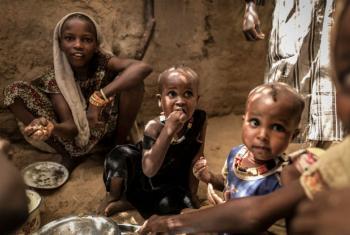 Os números no continente africano quase dobraram desde 1990, de 5,4 milhões para 10,3 milhões.Foto: PMA/Chris Terry