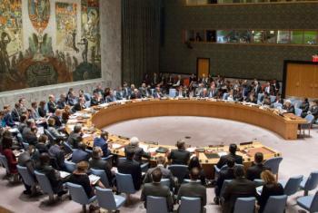 Debate no Conselho de Segurança nesta terça-feira. Foto: ONU/Loey Felipe