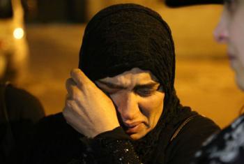 Cerca de 400 mil pessoas estão presas nascomunidades de Madaya, Foua e Kafraya.Foto: Unicef/Al Saleh