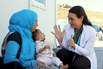 Segundo a ONU, 200 milhões de mulheres no mundo que querem usar algum método anticoncepcional, não têm acesso a ele.Foto: Unfpa