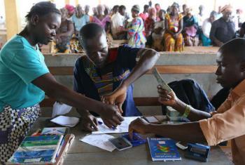 Fida destaca que correios são agora considerados uma parte do tecido social em África. Foto: Banco Mundial/Dominic Chavez