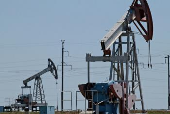 De acordo com o FMI, o petróleo representa cerca de 70% das exportações dos países da Comunidade Económica e Monetária da África Central.Foto: Banco Mundial/Gennadiy Kolodkin