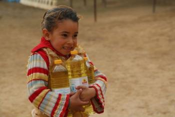 ONU deve entregar assistência vital a cerca de 154 mil pessoas em áreas sitiadas na Síria. Foto: PMA/Abeer Etefa (arquivo)