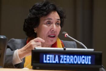 Leila Zerrougui. Foto: ONU/Manuel Elias (arquivo)