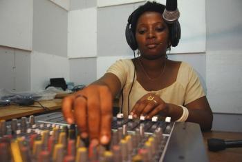 As categorias do concurso são: imprensa, rádio, televisão e fotojornalismo. Foto: Fida/Mwanzo Millinga