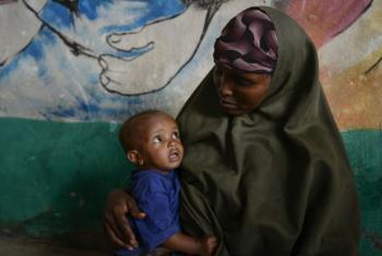 Cerca de 37% dos dos habitantes da Puntlândia e da Somalilândiadevem enfrentarinsegurança alimentar.Foto: Unicef Somália/2015/Rich