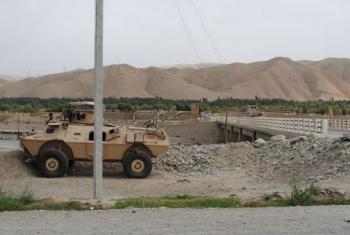 Província de Kunduz, no Afeganistão. Foto: Bethany Matta/IRIN