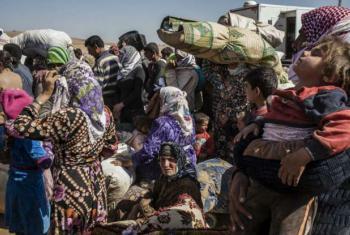 A Turquia abriga quase 3 milhões de refugiados e recentemente criou uma regulamentação de trabalho para os sírios.Foto: Acnur/I. Prickett