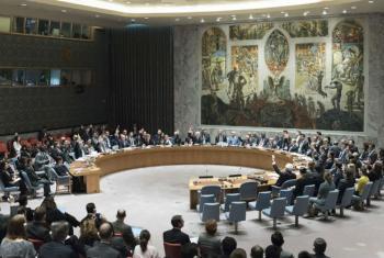 Resolução foi adotada por unanimidade nesta quarta-feira pelo Conselho de Segurança da ONU. Foto: ONU/Mark Garten
