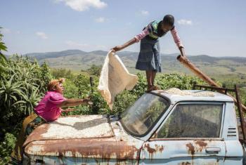 Foto: FAO/Giulio Napolitano