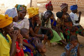 Novos casos de ebola na Guiné.Foto: OMS/M.Winkler