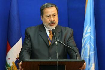Gustavo Gallón. Foto: ONU