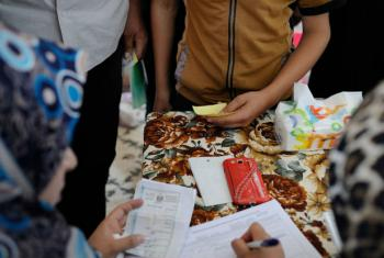 Desde janeiro de 2014, mais de 3,3 milhões pessoas tornaram-se deslocadas internas no Iraque.Foto: Unicef/Lindsay Mackenzie