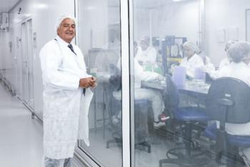Jorge Kalil. Foto: Camilla Carvalho/Instituto Butantan