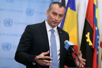 Nickolay Mladenov. Foto: ONU/Devra Berkowitz (arquivo)