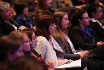 Reunião no Brasil visa discutir direitos das mulheres. Foto: ONU Mulheres/Ryan Brown