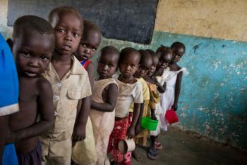 O PMA forneceu ajuda alimentar para até 31 mil malianos.Foto: PMA