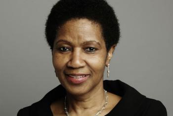A diretora-executiva da ONU Mulheres, Phumzile Mlambo-Ngcuka. Foto: ONU Mulheres