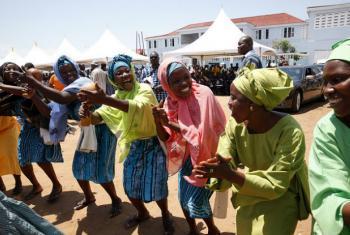 Mulheres em Gana. Foto: Banco Mundial