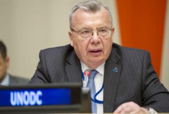 Yury Fedotov. Foto: ONU/Rick Bajornas