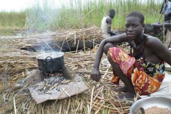 O índice de insegurança alimentar grave no Sudão do Sul atingiu 12%, que é o dobro da taxa registada há um ano.Foto: FAO Sudão do Sul