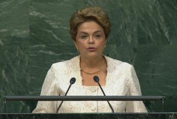 Dilma Rousseff. Foto: Reprodução Webtv