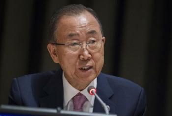 Secretário-general da ONU, Ban Ki-moon. Foto: ONU/Rick Bajornas