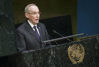 Edmond Mulet, chefe de gabinete do secretário-geral, Ban Ki-moon. Foto: ONU/Manuel Elias
