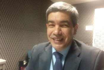 Fernando Wahnon Ferreira. Foto: Rádio ONU