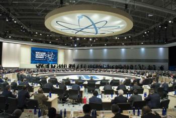 Conferência sobre Segurança Nuclear. Foto: ONU/Eskinder Debebe