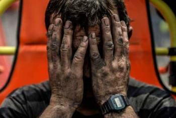 Todos os anos, aproximadamente 2 milhões de homens e mulheres, cerca de 5,4 mil por dia, morrem devido a acidentes e doenças relacionados ao seu local de trabalho.Foto: OIT