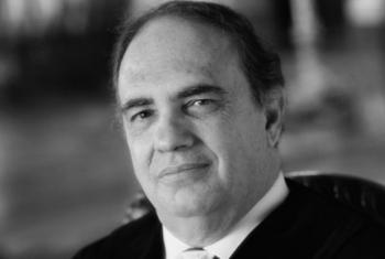Juiz Antônio Augusto Cançado Trindade.Foto: Arquivo Pessoal