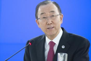 Secretário-geral da ONU, Ban Ki-moon. Foto: ONU/arquvo/Jean-Marc Ferré