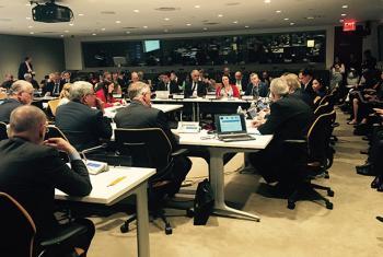 Sessão especial na ONU sobre o problema das drogas. Foto: Rádio ONU/Janie Cangelosi