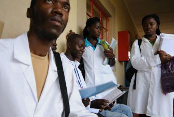 OMS celebra sucesso de Angola no combate à febre amarela. Foto: Irin