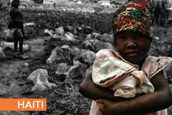 130 mil crianças desnutridas no Haiti. Foto: Logan Abassi UN/MINUSTAH