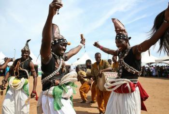 Celebra-se o Dia da África a 25 de maio. Foto: ONU/Dominic Chavez
