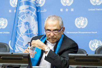 José Ramos Horta. Foto: ONU/Loey Felipe
