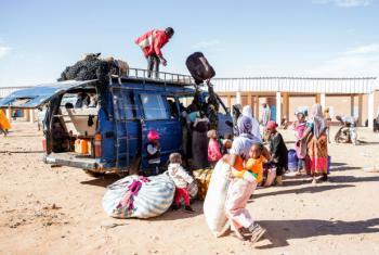 Menores de idade representam quase 3% dos migrantes que passam pelo Níger.Foto: OIM/Amanda Nero