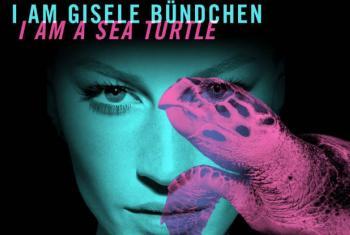 Gisele Bündchen participa da campanha #WildforLife.Foto: Pnuma