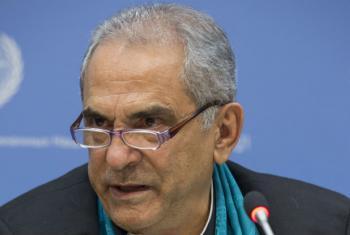 José Ramos Horta. Foto: ONU/Eskinder Debebe