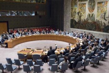 Resolução foi adotada por unanimidade. Foto: ONU/Manuel Elias