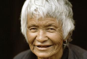 """Segundo documento da OMS, ganhos """"dramáticos"""" na expectativa de vida foram feitos globalmente desde o ano 2000.Foto: ONU/John Isaac"""