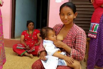 Segundo a OMS, o negócio de substitutos do leite materno chega a quase US$ 45 bilhões em todo o mundo.Foto: Unicef/Page