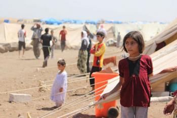 Desde o ataque, qause 6,5 mil yazidis foram sequestrados pelo Isil. Foto: Unicef/Razan Rashidi