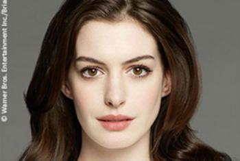 Anne Hathaway. Foto: ONU Mulheres