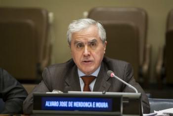 Álvaro Mendonça e Moura. Foto: ONU/Loey Felipe