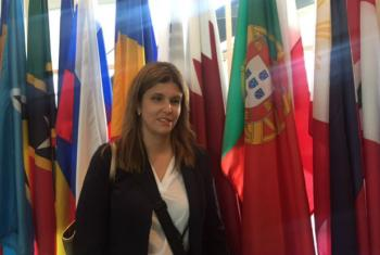 Ana Sofia Antunes. Foto: Rádio ONU