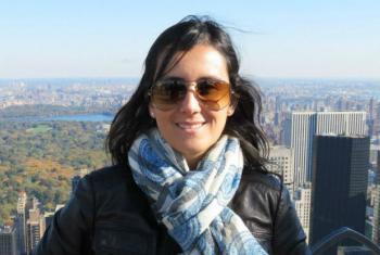 Andrea Balreira Duarte. Foto: Arquivo Pessoal