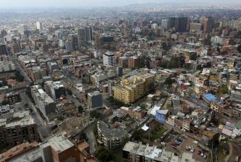 Cidade de Bogotá, capital da Colômbia.Foto: Banco Mundial